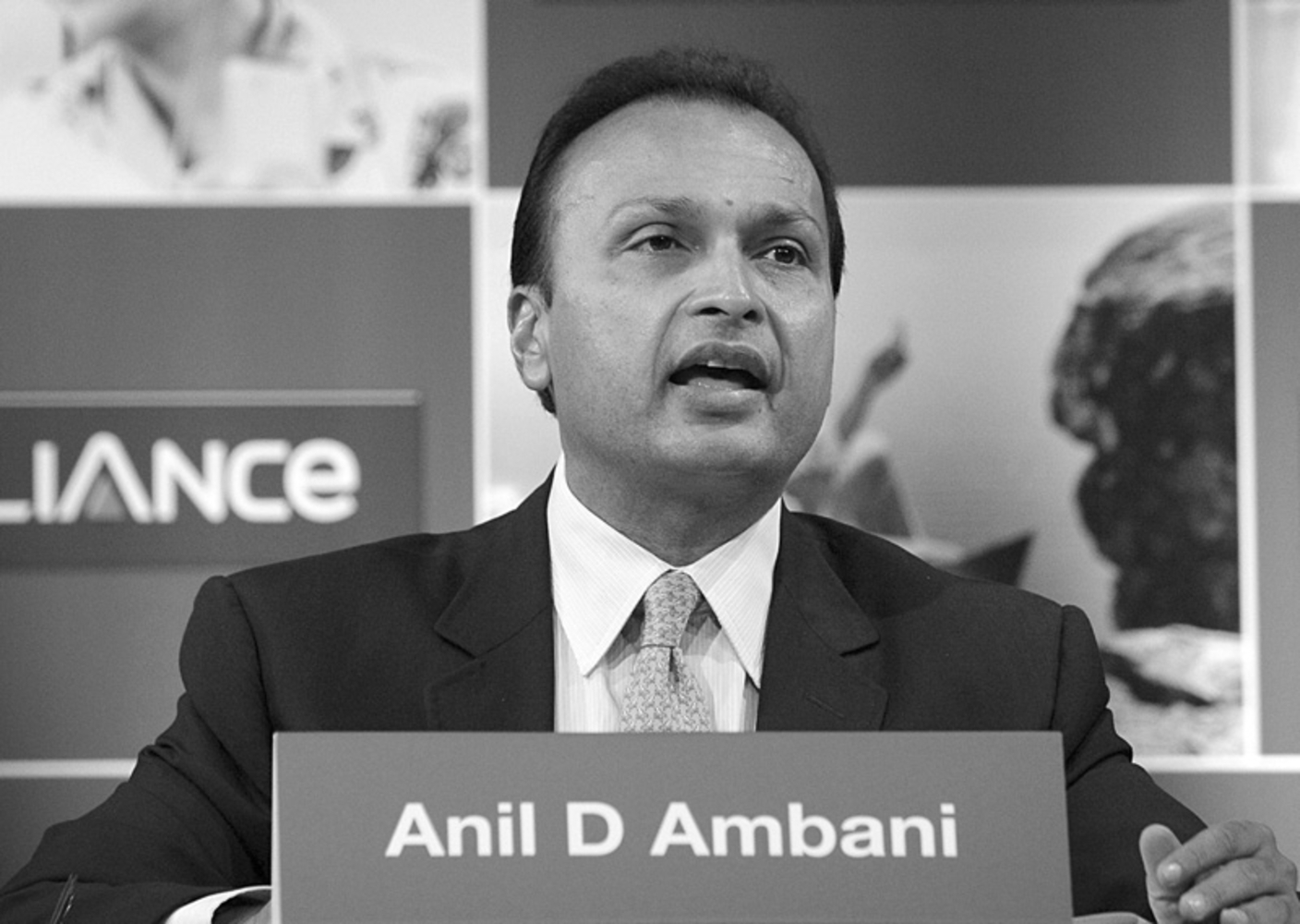 Anil Ambani, head of Reliance Group