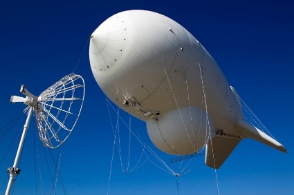 Algeria is to use the same aerostats as the US to guard its borders.
