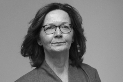 Gina Haspel, current director of the CIA.