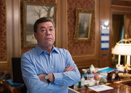 The Kazakh oligarch Patokh Chodiev ©Bloomberg via Getty Images