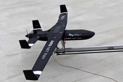 Tekever delivered several of its AR3 observation drone to the Nigerian Navy in 2020.