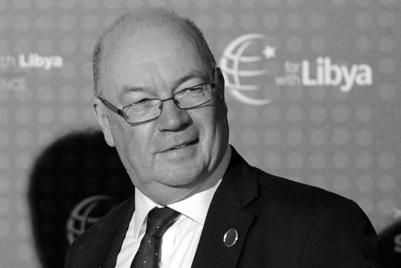 Former British Secretary of State for the Middle East Alistair Burt.