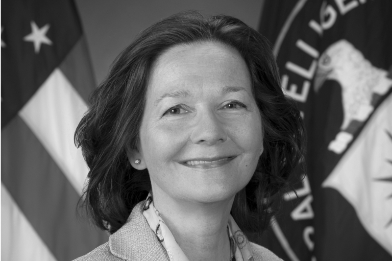 Gina Haspel was named head of the CIA on March 13 by Donald Trump.