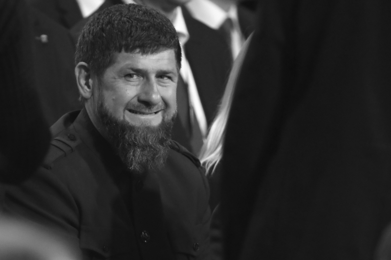 Ramzan Kadyrov, President of the Republic of Chechnya, was one of the sponsors of Alexei Ananyev.