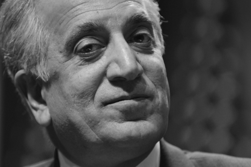 Zalmay Khalilzad is charged by Donald Trump to lead the talks on the Afghan issue.