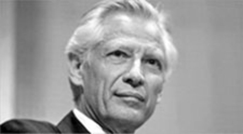 Dominique de Villepin, businessman poet